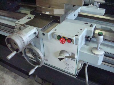 Huvema HU 660x3000 - Drehmaschine