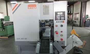 Kasto SSB 260 VA - Metallsäge Maschine