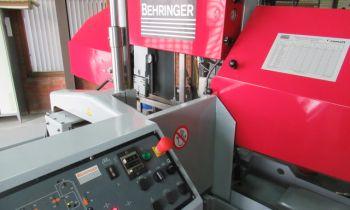 Bandsäge Automat Behringer HBP 303-A - Metallsäge Maschine