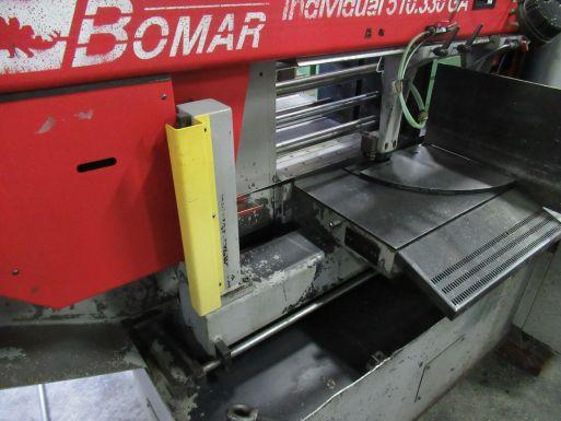 Bandsäge Automat Bomar 550.310 Individual GANC - Metallsäge Maschine