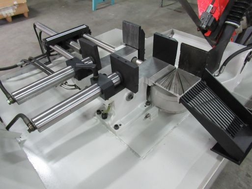 Bandsäge Automat Bomar STG 230 GA 500 - Metallsäge Maschine
