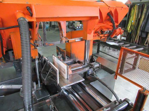 Bandsäge Automat Cosen HA 320 H - Metallsäge Maschine