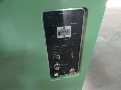 DMF 1250x4 mm - Blechschere