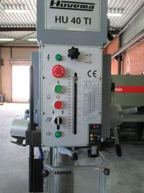 Huvema HU 40 TI-4 - Säulenbohrmaschine