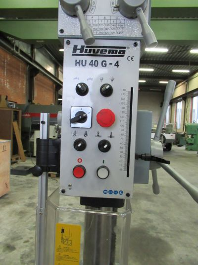 Huvema HU 40G - Säulenbohrmaschine