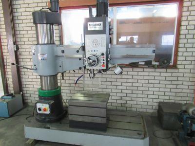 Radialbohrmaschine Huvema CRDM 3040x12 - Säulenbohrmaschine