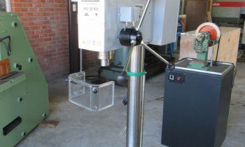 Huvema HU K-4 Vario Topline - Säulenbohrmaschine
