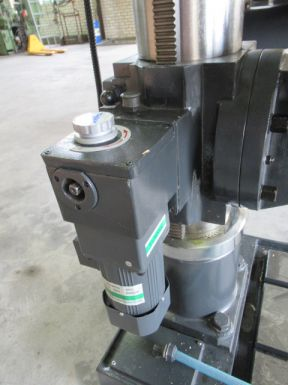 Huvema HU 50 ZTI - Säulenbohrmaschine