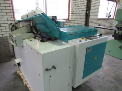 Automatische Bandsägeautomat Imet BS 340 NC - Metallsäge Maschine