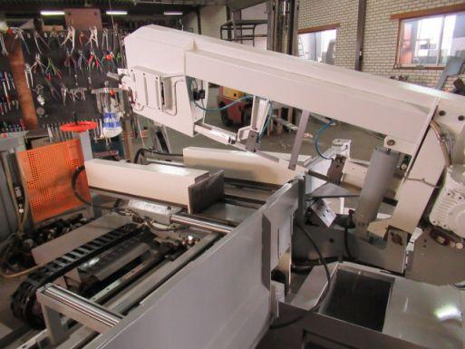 Bandsäge Automat Kasto SBA 320/500 AU-DG - Metallsäge Maschine