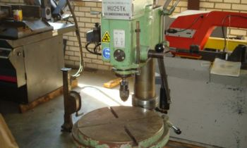 Huvema HU 25 TK - Säulenbohrmaschine