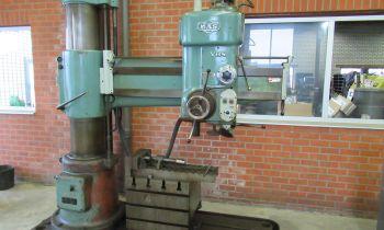 Radialbohrmaschine MAS VR-4 - Säulenbohrmaschine