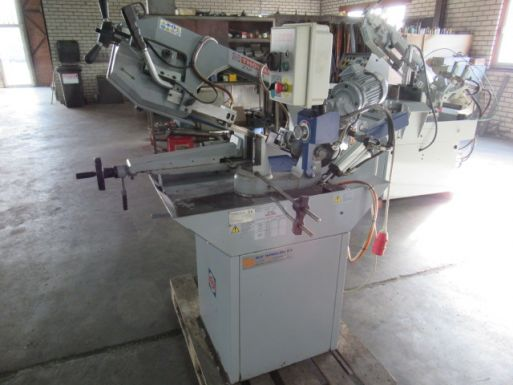 Bandsägemaschine Thomas ZIP 28 Dual Mode - Metallsäge Maschine