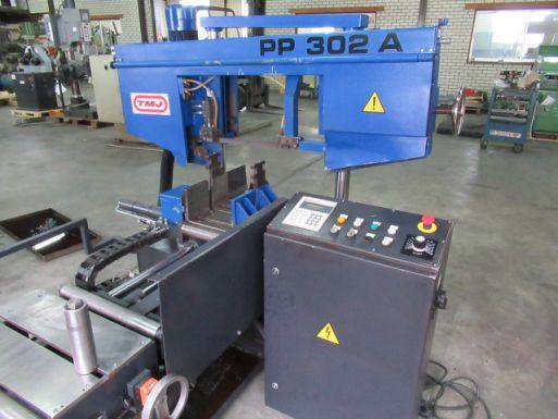 Bandsäge Automat TMJ PP302-A - Metallsäge Maschine